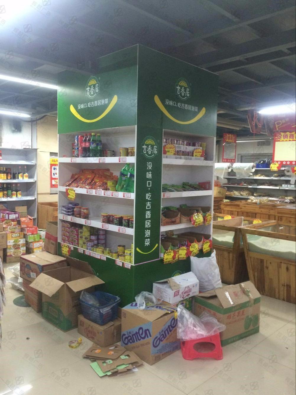 各種商場展柜、包柱制作安裝  漳州廣告設計制作