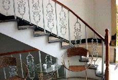 铁艺楼梯-01