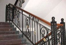 铁艺楼梯-02