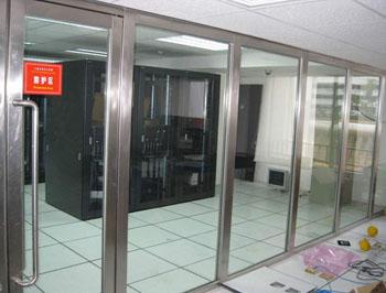 寧波玻璃防火門