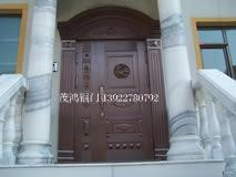 铜门案例 广州铜门厂