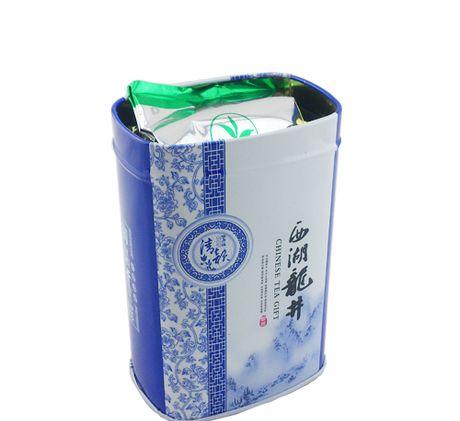 雨前西湖龙井礼盒茶