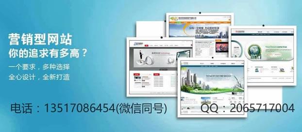 营销型网站,一个网站,满足多种要求